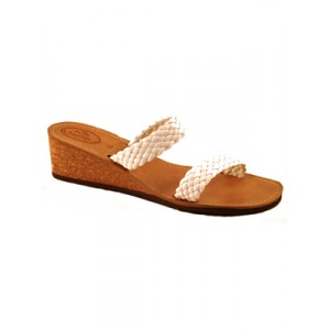 FELLOS 2F BIANCO Womens Sandals 0128F